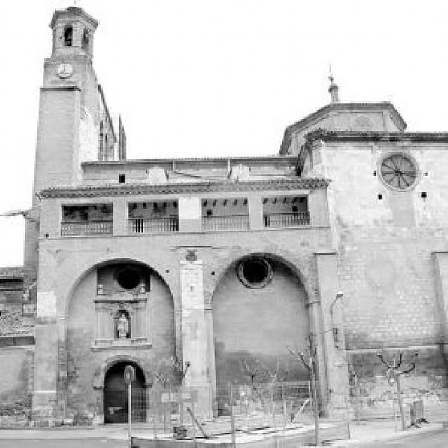 La reforma de la iglesia de Falces se acometerá en dos fases