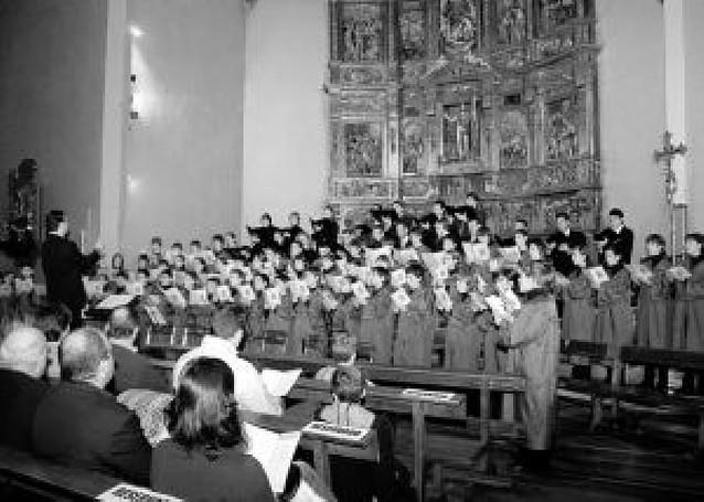 El instituto Sancho III de Tafalla crea un coro con 65 alumnos del centro