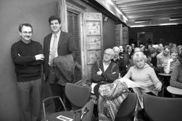 """El escritor Pablo D""""Ors ofrece una charla en Tudela"""