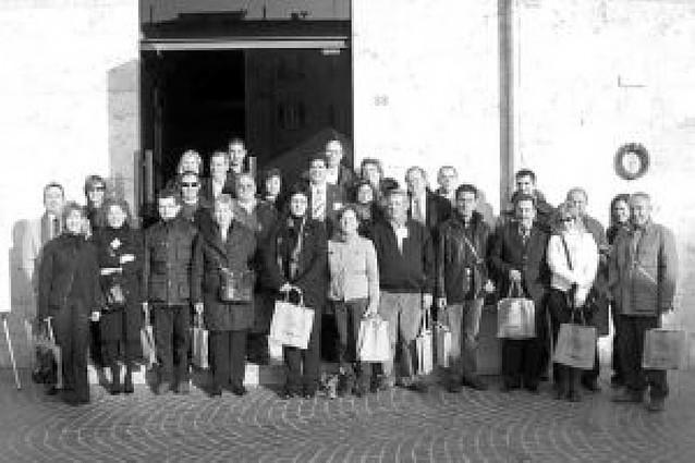El Consorcio EDER viaja a Italia