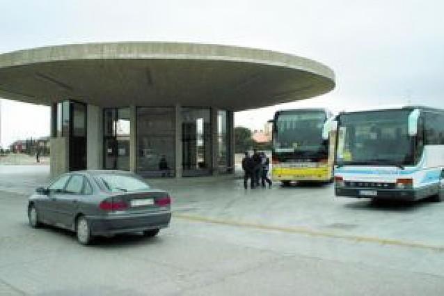 La línea Madrid-Pamplona ya para en la estación de autobuses