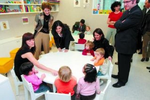 Nuevo centro infantil para el Ensanche