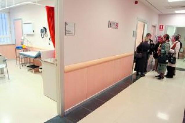 El nuevo servicio de urgencias de Solchaga abrió ayer sus puertas