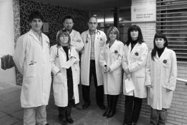 Los sanitarios denuncian la saturación de las consultas en los centros de salud