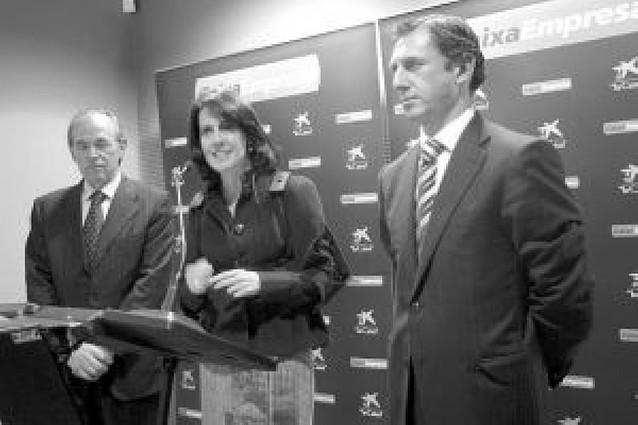 La Caixa inaugura en Pamplona su primer Centro de Empresas de España