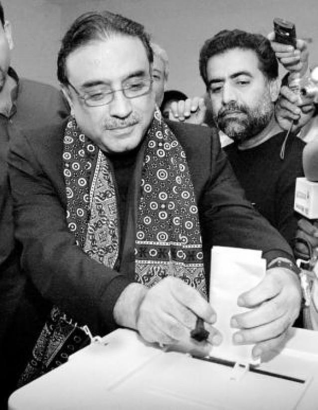 Se confirma la victoria del partido de Bhutto en Pakistán