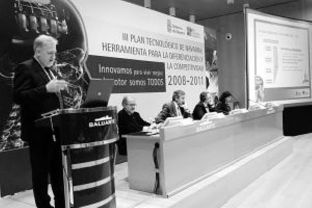 Más de 5.000 personas se dedican a actividades de innovación en Navarra