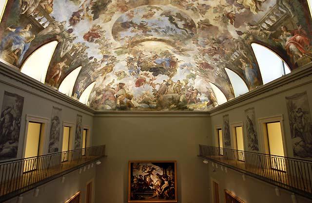 Los tesoros de Luca Giordano inauguran la ampliación de El Casón del Buen Retiro