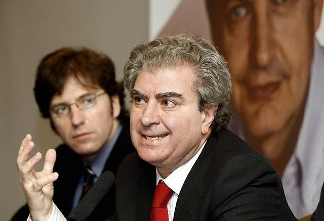 """Molina sitúa al PP en el """"extremismo más extremo de la derecha"""""""