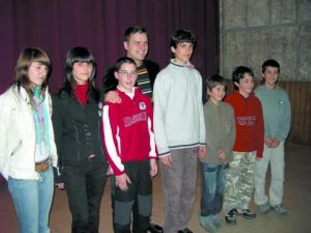 Mikel Onsalo, de Areso, gana el concurso de microcuentos en euskera de Navarra
