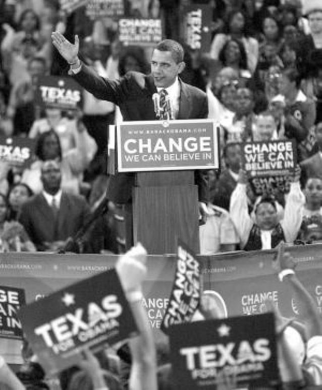 Obama gana dos estados más y suma diez victorias seguidas sobre Clinton