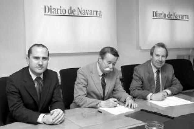 Diario de Navarra renueva convenio con la Asociación Gayarre Amigos de la Opera