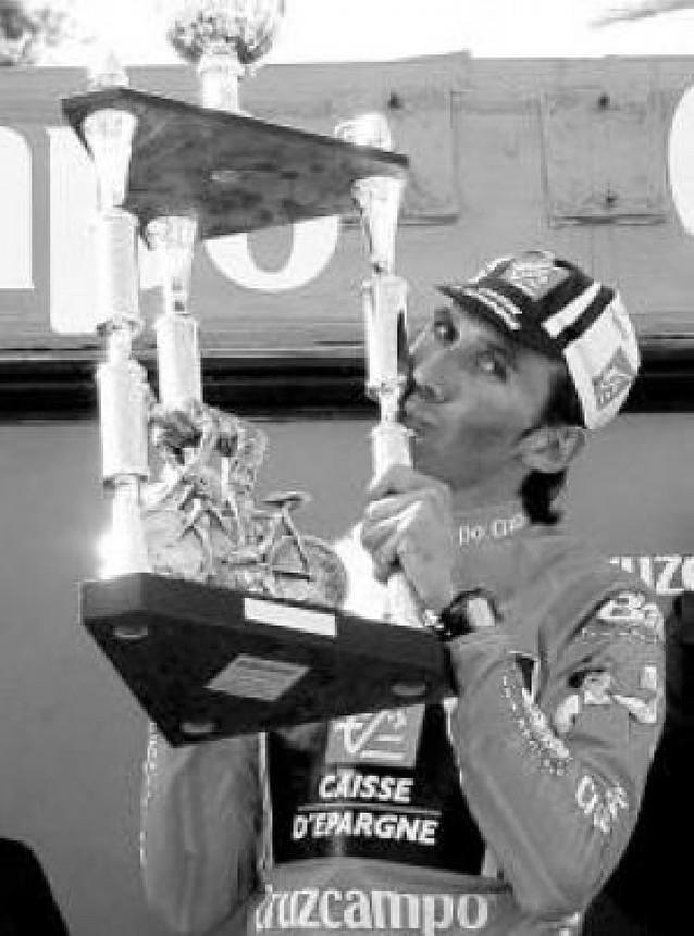 Lastras gana en Andalucía la primera vuelta para el Caisse