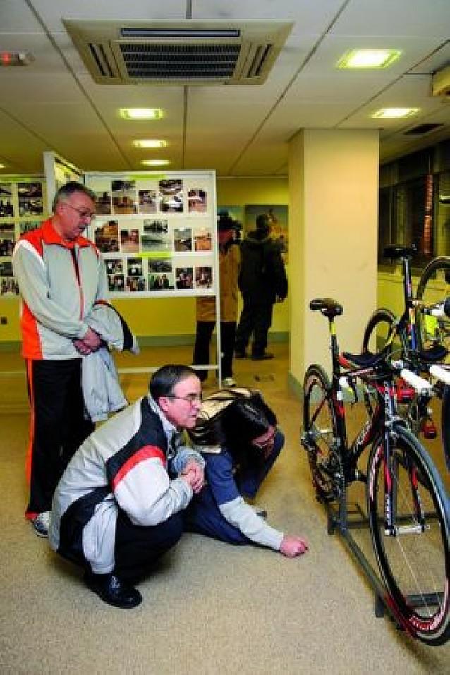 50 años de ciclismo en la Ribera