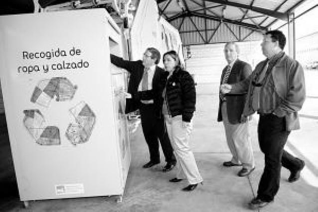 El nuevo vertedero podrá recibir basura durante los próximos 25 años