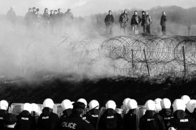 Tensión en las fronteras de Serbia con Kosovo