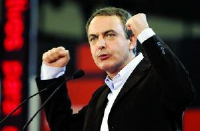 Zapatero apela al voto sentimental de la izquierda