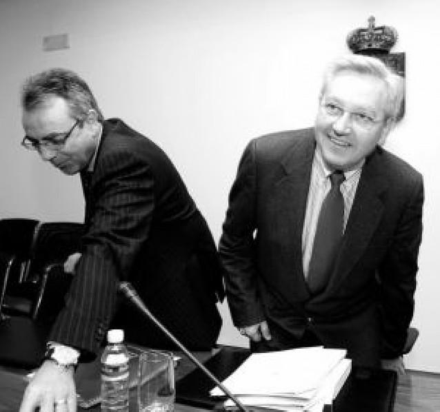 El PSN ofrece a Sanz pactar un destino para desinvertir en Iberdrola