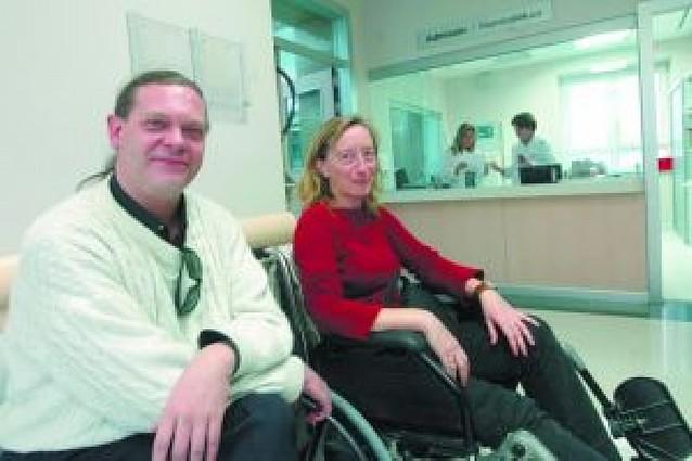 El nuevo servicio de urgencias de Solchaga atiende casi 300 pacientes en dos días