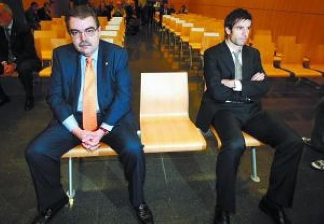 Albelda y Soler, ante la Justicia