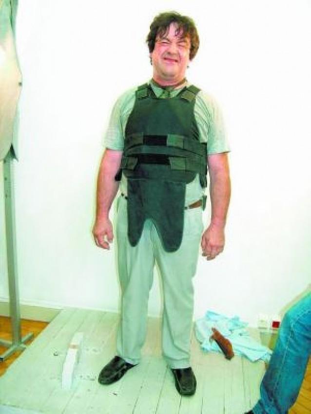 """""""El Solitario"""" será juzgado en primavera en Pamplona por el asesinato de dos agentes"""