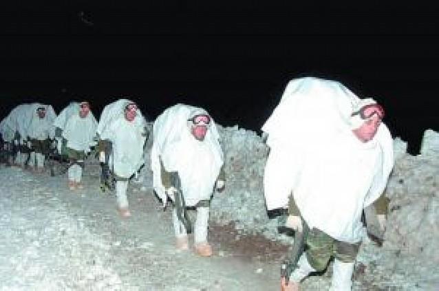 Tropas turcas lanzan una operación en Irak