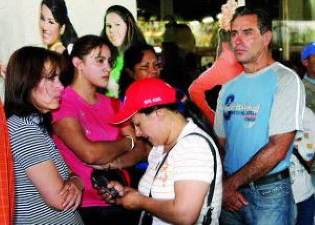 Mueren los 46 ocupantes de un avión que se estrelló en los Andes venezolanos