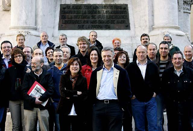 """NaBai defiende que el futuro de la disposición transitoria cuarta se debe decidir """"sólo en Navarra"""""""