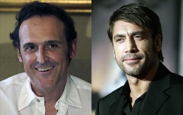 Javier Bardem y Alberto Iglesias comparten nervios e ilusión por los Óscar