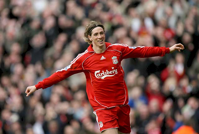 "Torres logra su primer ""hattrick"" en Inglaterra"