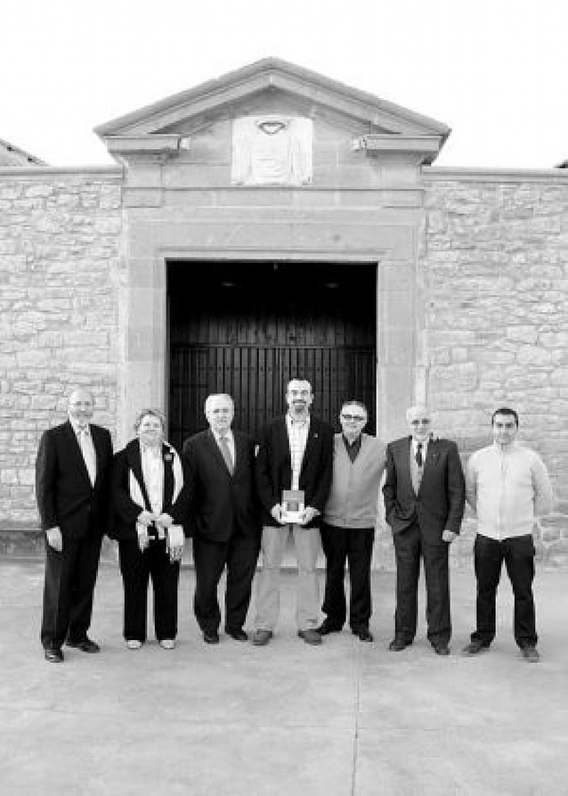 La Universidad de Deusto patrocina la monografía del beirejo Jerónimo Javier