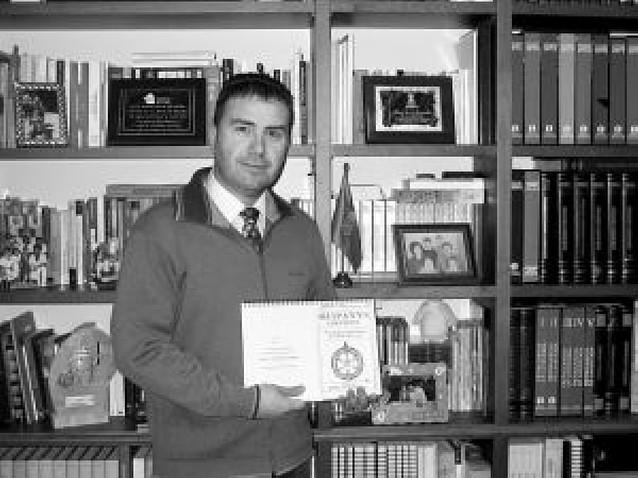 Localizan en la Universidad de Cambridge 5 libros de Tomás de Carrascón