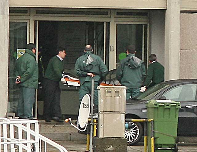 Salvamento Marítimo halla el cadáver del guardia civil desaparecido en Ferrol tras caer al mar