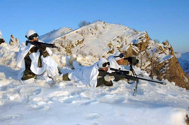 Continúa la ofensiva turca contra los rebeldes del PKK en el norte de Irak