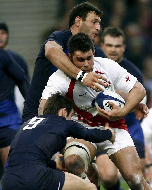 La Inglaterra de Wilkinson toma París y Gales se luce ante Italia