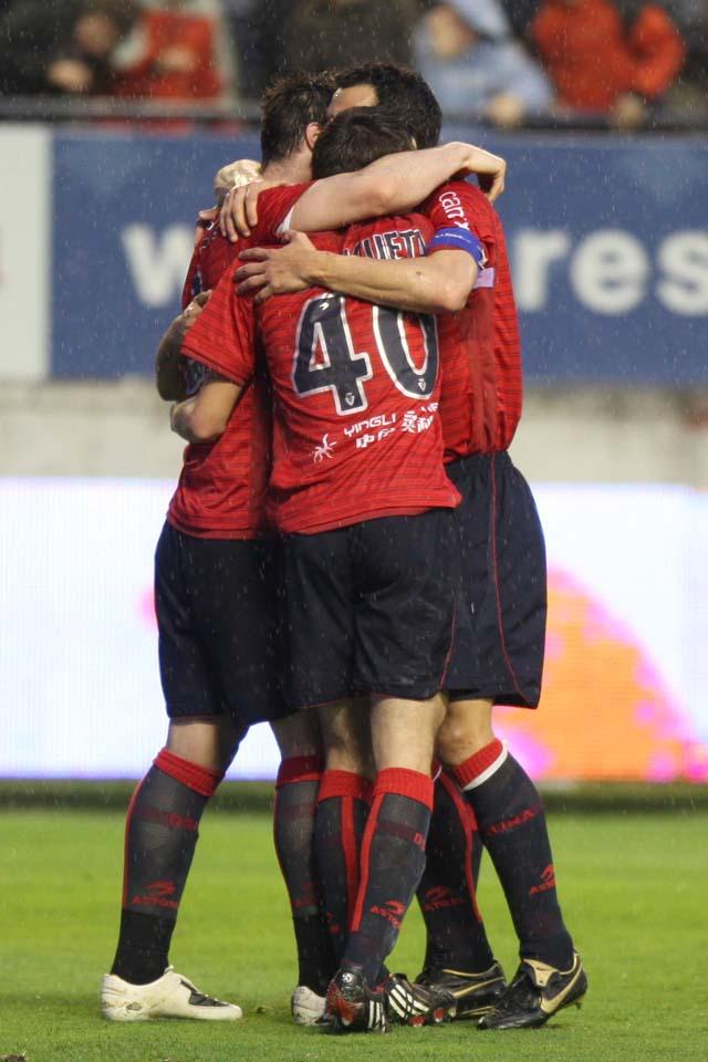 El Osasuna bueno, el Atlético...