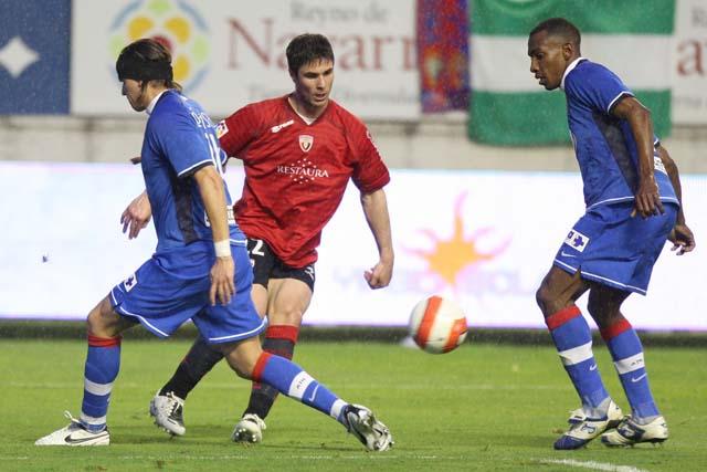 Ziganda destacó la tranquilidad de los dos primeros goles