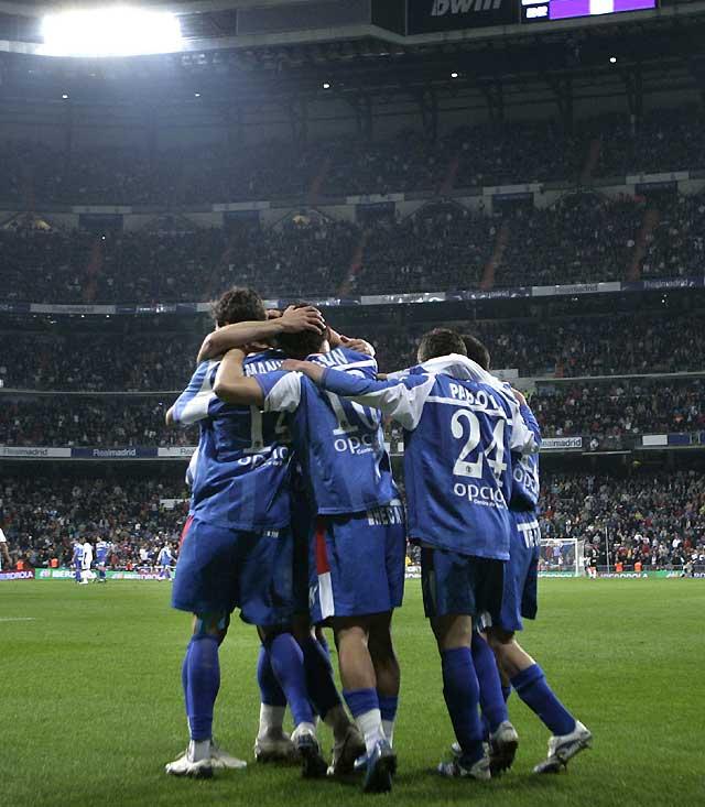 El Real Madrid regala al Getafe la victoria (0-1)