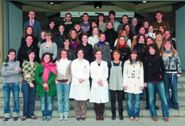 Jornadas de orientación nutricional en la Universidad de Navarra