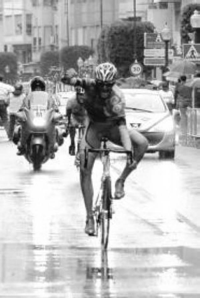 Guillermo Lana estrena a los navarros en el Trofeo Guerrita