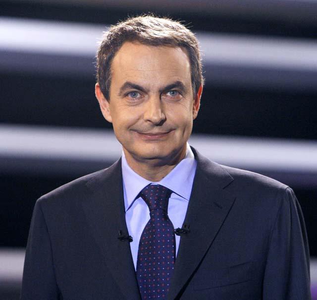 """Caldera ve ganador a Zapatero por su """"discurso firme"""" y dice que """"representa mejor el futuro de los españoles"""""""