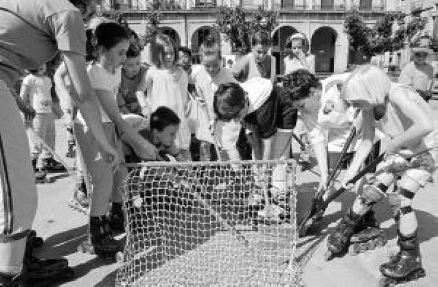 Tafalla vivirá una jornada deportiva para fomentar la multiculturalidad