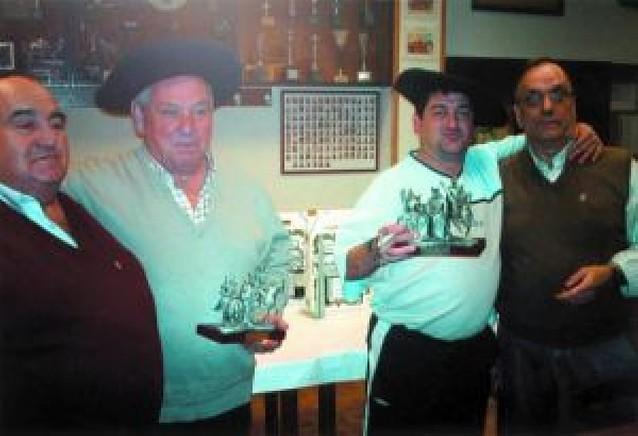 Campeonato de mus del C.P. Ansoáin