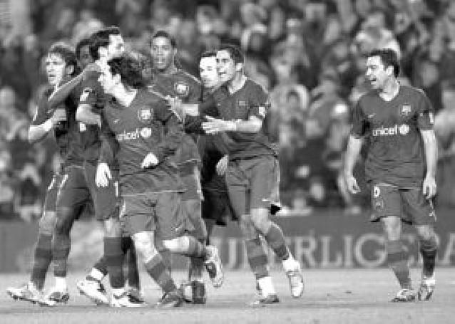 El Barça lo ve ahora muy posible