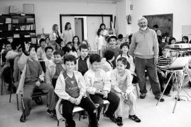 El colegio toma parte en una campaña solidaria con Guatemala