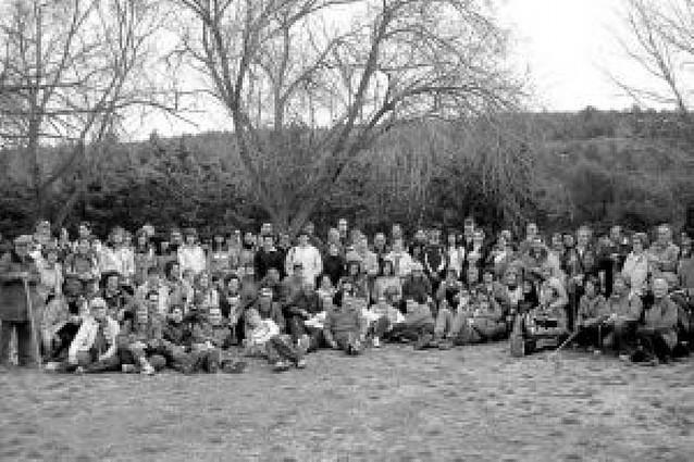 Más de 140 personas, de excursión en Cabanillas