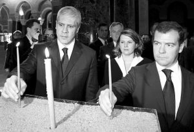 El viceprimer ministro ruso reitera en Serbia el rechazo a la independencia de Kosovo