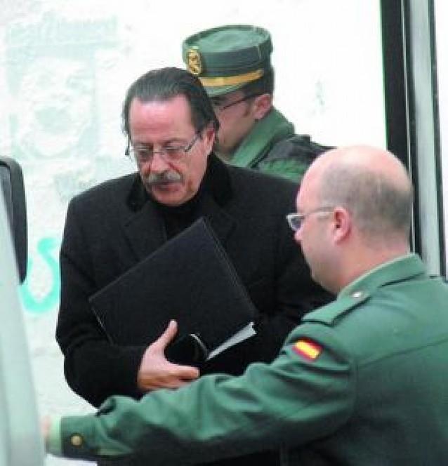 Julián Muñoz reitera ante el juez que no recibió dinero de Roca