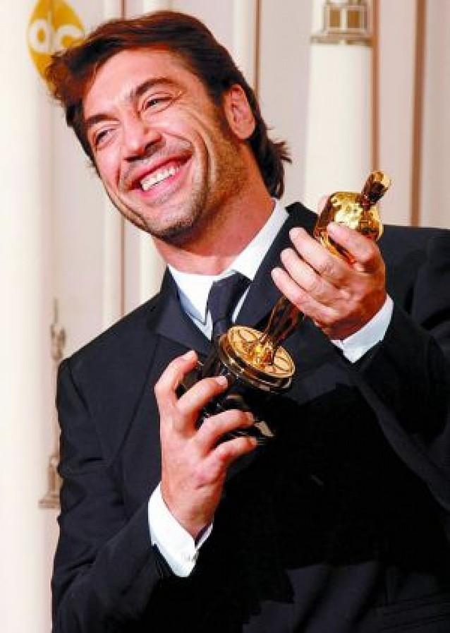 Bardem, primer actor español con Oscar
