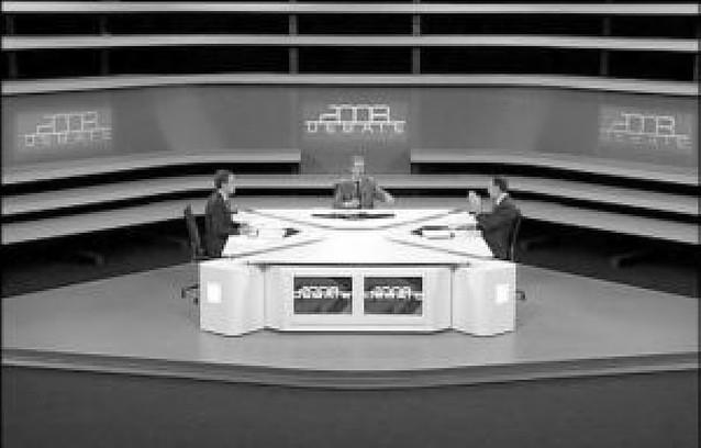 Zapatero y Rajoy protagonizan un debate más centrado en el pasado que en el futuro